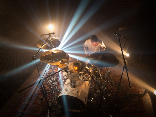 Drum cover // Tristan Broggia | Music video 2015